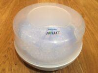 Microwave Steam Steriliser - Philips Avent