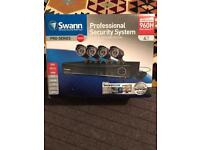 Swan Professional Security System kit