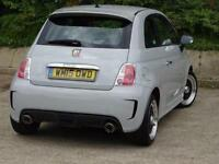 2015 Abarth 500 1.4 16V T-Jet 3 door Petrol Hatchback