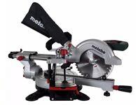 Metabo KGS216M Crosscut Sliding Mitre Saw RRp £169