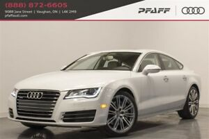 2014 Audi A7 3.0 8sp Tiptronic Progressiv