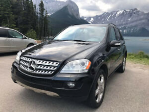 2006 Mercedes-Benz ML500 SUV, Crossover