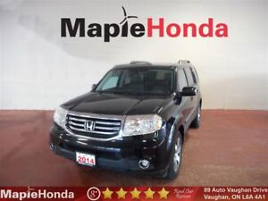 2014 Honda Pilot Touring|Only 23K, Navi,Leather,DVD Player,USB!