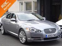 Jaguar XF 3.0 V6 Premium Luxury 4dr+PORTFOLIO SPEC+FJAGSH+SAT NAV+REV CAM