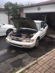 1996 Honda Accord ex fully loaded