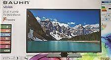 """BAUHN 21.5"""" Full HD TV/DVD Combi - 12volt or 240volt"""