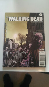 The Walking Dead Magazine Issue 1