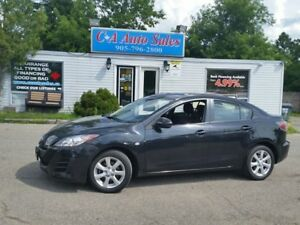 2010 Mazda MAZDA3 GS WITH SUNROOF CHEAP PAYMENTS $102 BIWE60MON