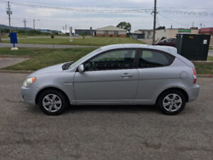 2009 Hyundai Accent Hatchback - Very good condition