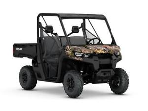 2017 CAN-AM DEFENDER DPS HD5 MOSSY OAK BREAK-UP COUNTRY CAMO