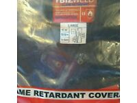 New Bizweld (Portwest) flame retardant boiler suit.