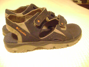 Size 13 Columbia sandals - new condition