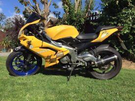 Aprilia Motorbike 125 cc