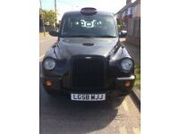 London Taxi - TX4 Bronze - 58 Plate