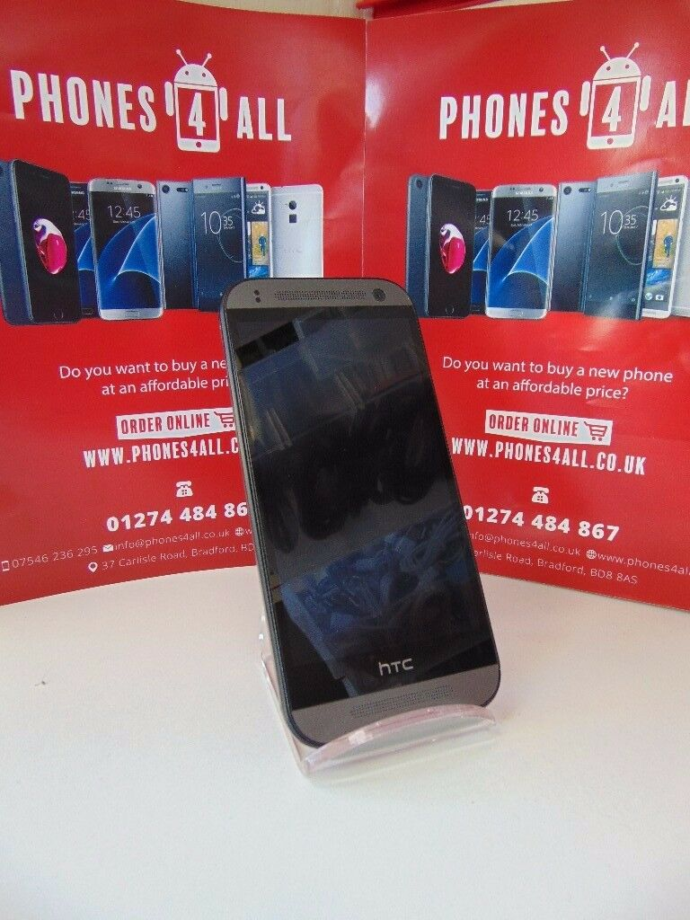 HTC ONE Mini 2 Unlockedin Bradford, West YorkshireGumtree - HTC ONE Mini 2 16GB Unlocked Good Condition Many More Phones, Tablets and Laptops In Stock Receipt Provided With Shop Warranty 01274 484867 07546236295 Phones 4 All 37 Carlisle Road BD8 8AS