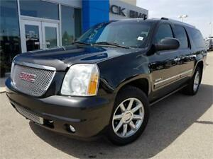 2012 GMC Yukon XL 1500 Denali Sunroof Pwr Boards Nav Rear DVD