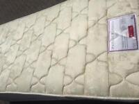 Good quality comfy 3ft single mattress- FREE DELIVERY