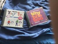 Tiny Tim Key 103 CD's
