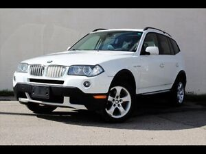 2007 BMW X3 3.0si | PANO ROOF |