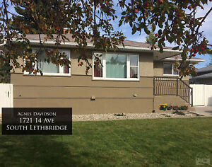 For Rent: 2 Bedroom Lower Suite (1721 14 Ave S)