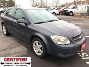 2009 Chevrolet Cobalt LT 1SA ** AUX. INPUT, 5 SPEED STANDARD**