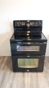 Maytag Range, Convection, Double Oven