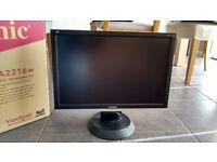VA2216W 56 cm / 22inch WIDESCREEN LCD MONITOR