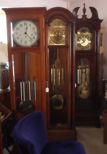 Big Beautiful Grandfather Clocks - Show Them You Have Arrived!
