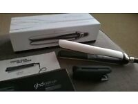 ghd platinum, white