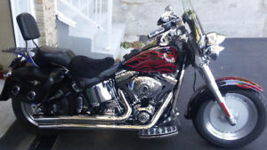 Beautiful custom Fatboy for sale