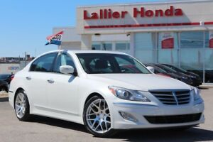 2012 Hyundai Genesis 3.8 TECHNOLOGY SEDAN RWD
