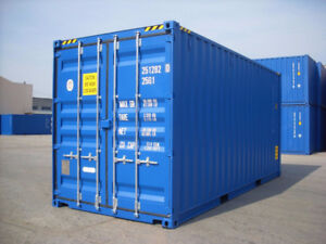 20' & 40's Shipping Containers New & Used - Dartmouth