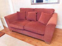 M&S Large 2 seater sofa
