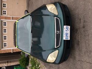 1999 Honda Civic Sedan Great Car