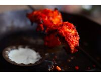 Tandoori Chef for newly Indian restaurant open!