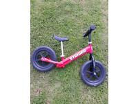 Childs 'Strider bike'