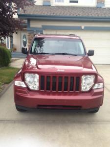 2008 Jeep Liberty North 4x4 ex condition private sale