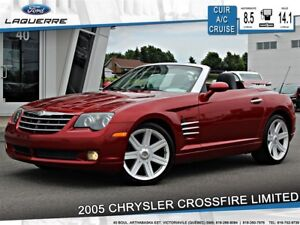 2005 Chrysler Crossfire Limited **CUIR*V6 3.2L*CONVERTIBLE**