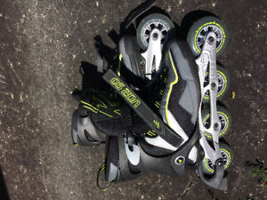 Men's Rollerblades size 12 - New Condition