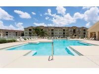 This is a beautiful, family, poolside 3 bedroom apartment right in the heart of the magic of Orlando