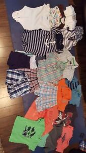 12 Month Summer Clothes