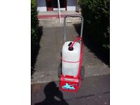 window cleaning trolley full system
