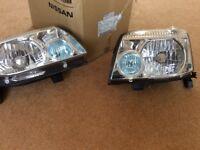 Nissan X Trail Front Headlights