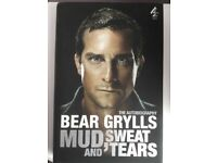 Bear Grylls Autobiography Mud, Sweat and Tears