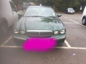 X type jaguar