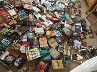 Job Lot books - 200-300No - Ideal for car boot / market stall