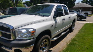 2008 Dodge Ram NO RUST  $9500 cert $9000 as is