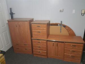 Vintage Bedroom Furniture Set