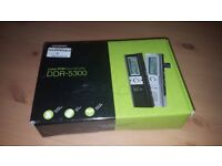 Dictaphone Voice Recorder - Linear PCM DDR-5300 - Top of the range model