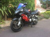 Honda CBR600F CBR 600 10 Months MOT